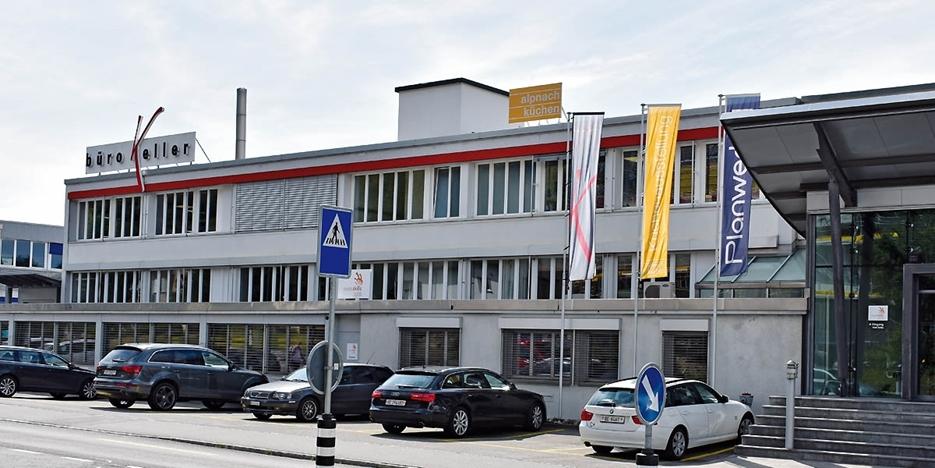 Büro Keller AG und Krebser AG gehen gemeinsam in die Zukunft