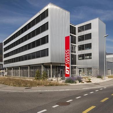 Bild für Kategorie DT Swiss AG, Biel