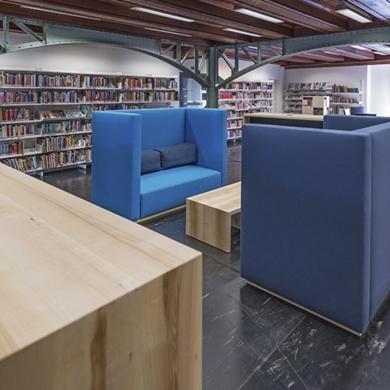 Bild für Kategorie Kornhausbibliothek Bern