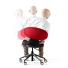 Bürodrehstuhl Girsberger Simplex 3D