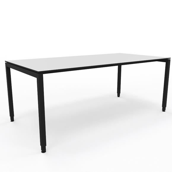 Vierfusstisch LO Motion, Lista Office, Tisch, Pult, Arbeitstisch, Bürotisch