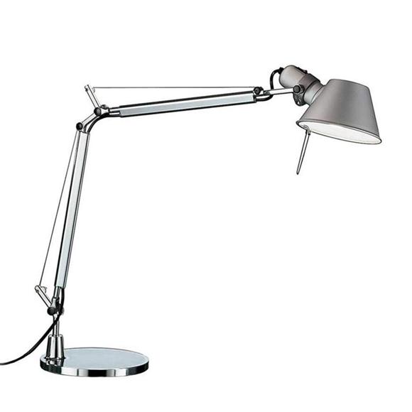 Artemide, Tolomeo, Tischleuchte, Beleuchtung, Arbeitsplatzbeleuchtung, Homeoffice, Licht, Tischlicht, Hell, Licht, Lampe, Tischlampe