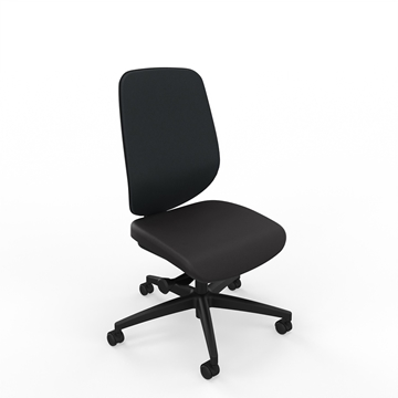 Giroflex, 353, Bürodrehstuhl, Drehstuhl, Stuhl, Office-Stuhl, Homeoffice, Sitzen, Ergonomie, Ergonomisch, Arbeitsstuhl