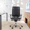 Girsberger, Reflex 1, Bürodrehstuhl, Drehstuhl, Stuhl, Office-Stuhl, Homeoffice, Sitzen, Ergonomie, Ergonomisch, Arbeitsstuhl