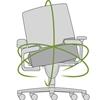 Wilkhahn, ON, Trimension, Bürodrehstuhl, Drehstuhl, Stuhl, Office-Stuhl, Homeoffice, Sitzen, Ergonomie, Ergonomisch, Arbeitsstuhl