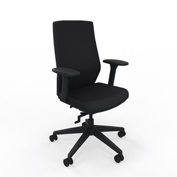 Bürodrehstuhl, Drehstuhl, Stuhl, Office-Stuhl, Homeoffice, Sitzen, Ergonomie, Ergonomisch, Arbeitsstuhl