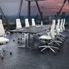 König + Neurath, Plenum.K, Konferenztisch, Besprechungstisch, Meetingtisch, Meeting, Besprechung, Konferenz, Tisch, Sitzung, Sitzungstisch