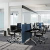 FX Table, Rosconi, Staffeltisch, Klapptisch, Rolltisch, Tisch auf Rollen, Tisch abklappbar, Konferenztisch, Besprechungstisch, Meetingtisch, Meeting, Besprechung, Konferenz, Tisch, Sitzung, Sitzungstisch