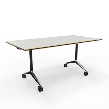 Timetabel, Wilkhahn, Staffeltisch, Klapptisch, Rolltisch, Tisch auf Rollen, Tisch abklappbar, Konferenztisch, Besprechungstisch, Meetingtisch, Meeting, Besprechung, Konferenz, Tisch, Sitzung, Sitzungstisch