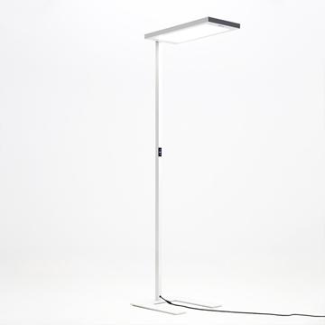 Waldmann, Lavigo, Stehleuchte, LED, dimmbar, Leuchte, Lampe, Arbeitsplatzleuchte, Büroleuchte, Bürolampe, Arbeitsplatzlampe, Beleuchtung, Stehlampe