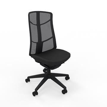 König+Neurath, Jet.III, Bürodrehstuhl, Drehstuhl, Stuhl, Office-Stuhl, Homeoffice, Sitzen, Ergonomie, Ergonomisch, Arbeitsstuhl